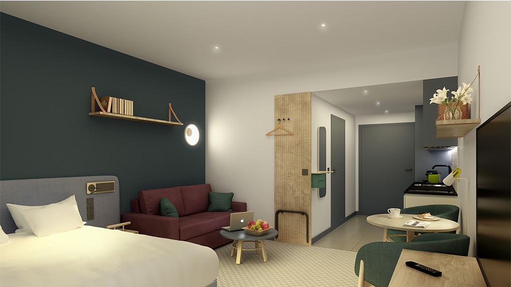bas puławska apartament